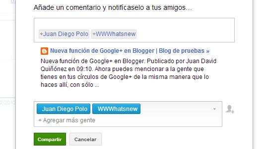 mencion blogger