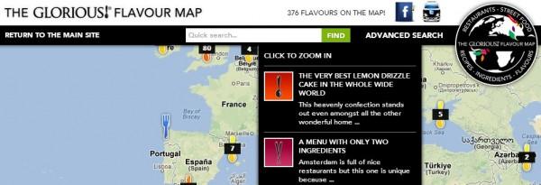 flavourmap
