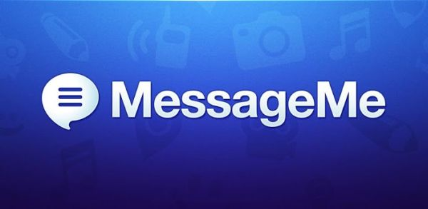 MessageMe logo