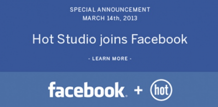 facebook hotstudio