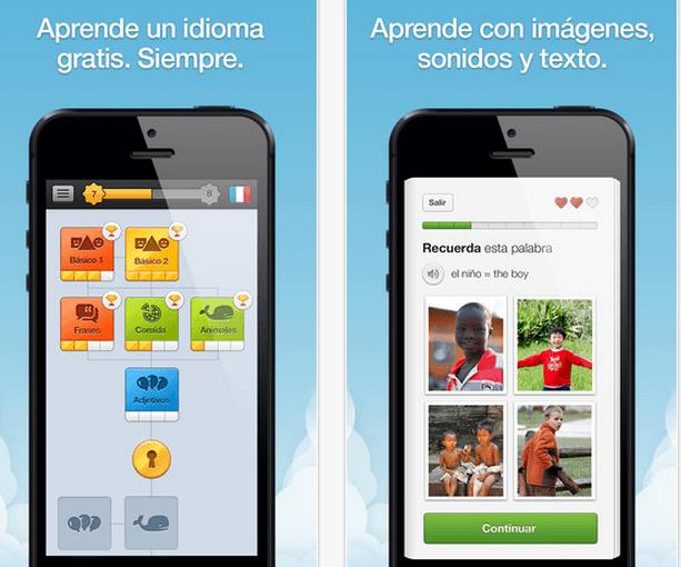 Nueva app de Duolingo permite el uso sin conexión a Internet