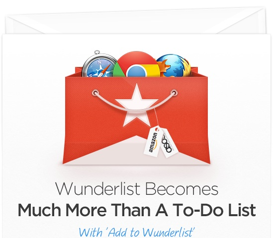 Add to Wunderlist