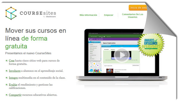 CourseSites