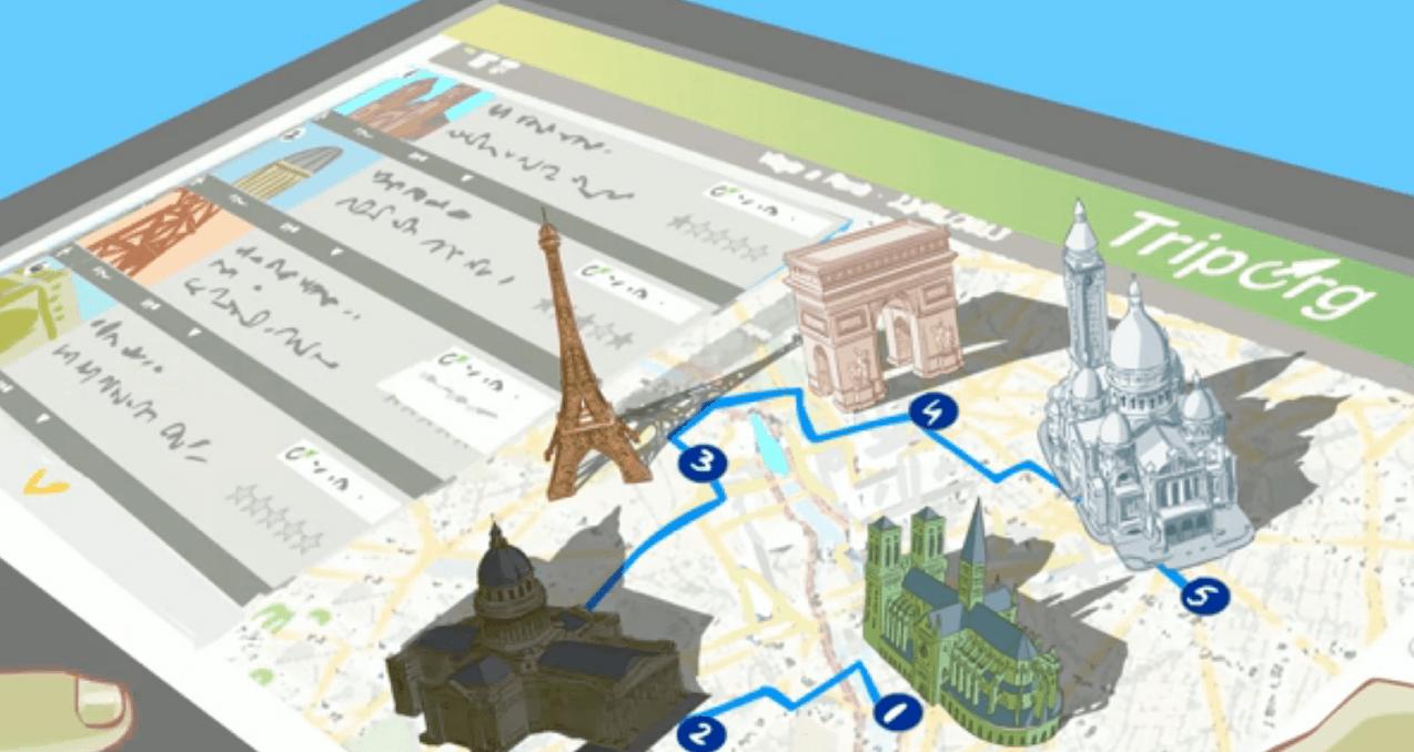triporg, recomendaciones de puntos turísticos en ciudades de todo el mundo