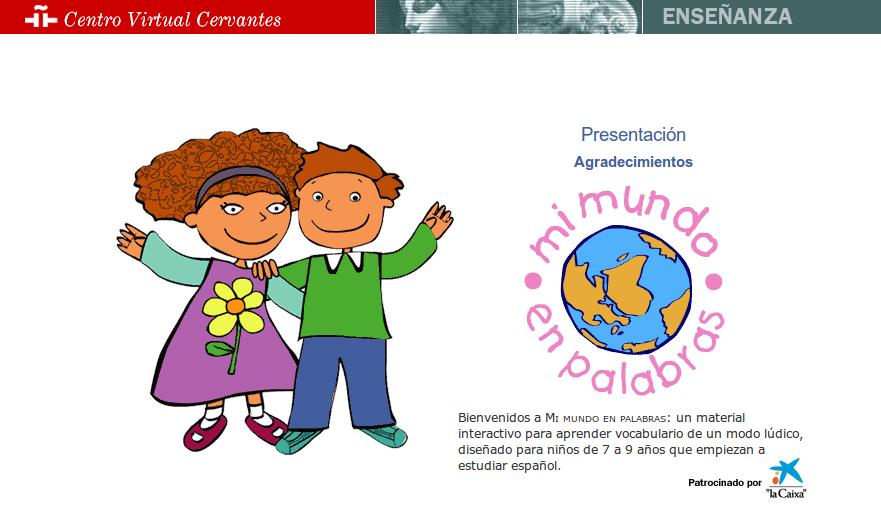 Sitios con actividades lúdicas para aprender español (para extranjeros)