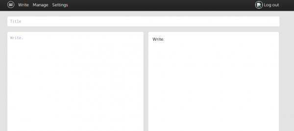 writeapp