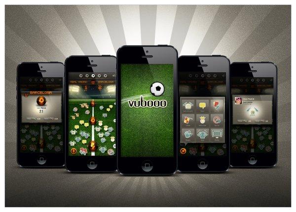 Vubooo iOS