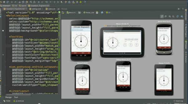Google lanza Android Studio para los desarrolladores #io2013