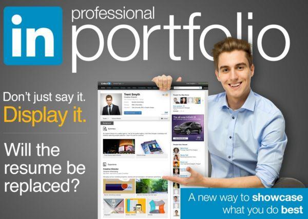 LinkedIn Portafolios