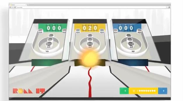Roll It, un nuevo juego hecho por Google para demostrar el poder de Chrome en el móvil
