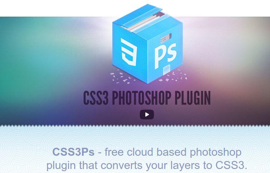 css3ps – Pasando de PSD a CSS3