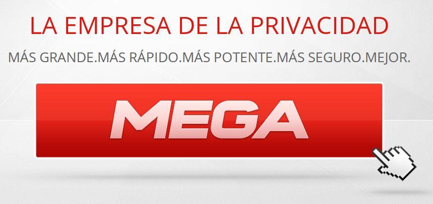 Novedades en MEGA, el supuesto sucesor de Megaupload