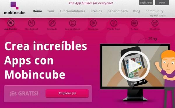 Mobincube, el generador de apps para iOS y Android, llega al millón de