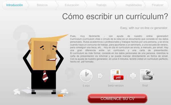 7 aplicaciones gratuitas para crear tu curr u00ed u00adculum online y bajarlo en pdf