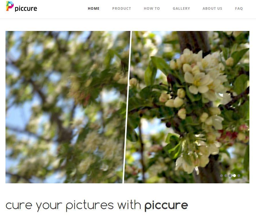 Piccure – Un plugin de Photoshop que arregla nuestra fotos movidas