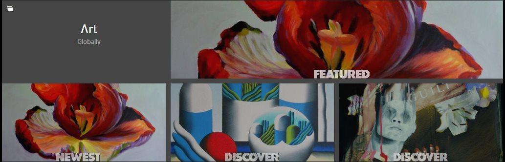 Zealous, la plataforma para que cualquier tipo de artista exhiba su trabajo