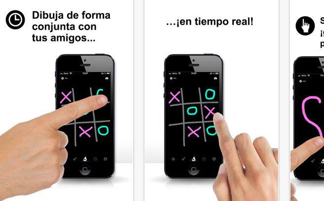 Sense, la aplicación android y iOS que nos permite dibujar en grupo, ya en español