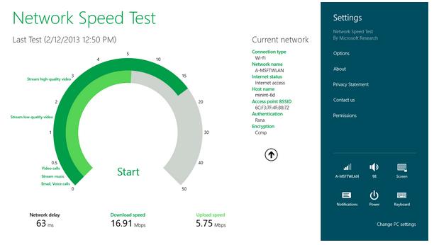 Microsoft lanza herramientas para medir la velocidad de nuestra conexión a Internet