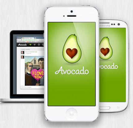 """Avocado, la aplicación """"para parejas"""", ya está disponible en español"""