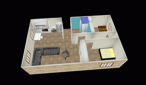 Nueva versión de BuildApp, para diseñar casas en 3D desde el móvil