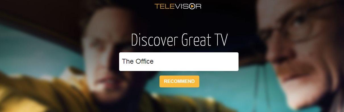 Televisor, recomendaciones de series de TV para todos los gustos
