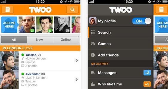 40 Pginas y Aplicaciones para conocer gente por Internet