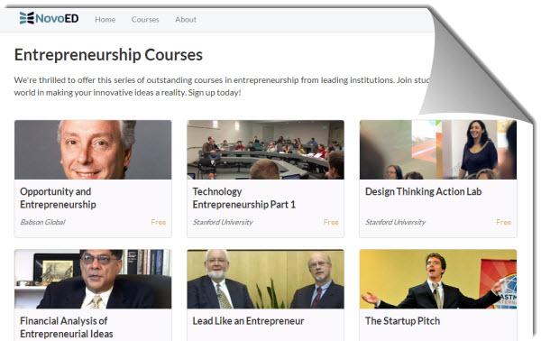 NovoED lanza una nueva serie de cursos empresariales gratuitos