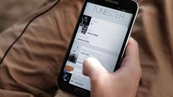 Tunester, reproductor minimalista basado en gestos [Android]