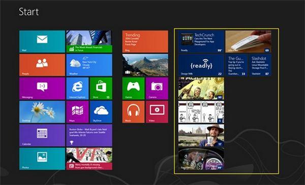 Readiy,Feedly的独家客户端在Windows 8和RT