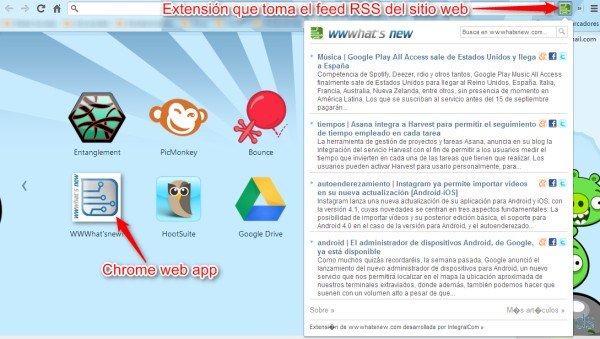 wwwhatsnew extension chrome web app