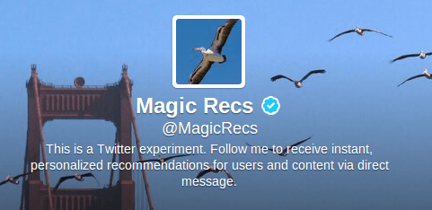 Magic Recs