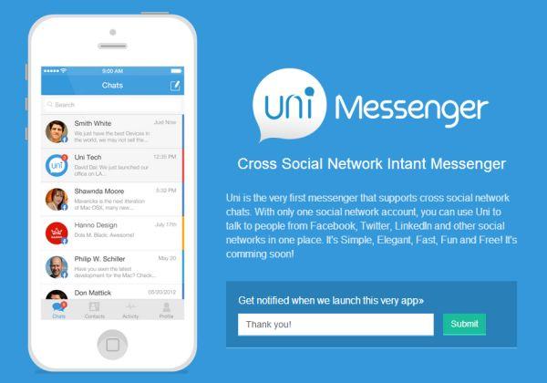 Uni Messenger
