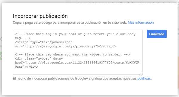 google plus embed 2