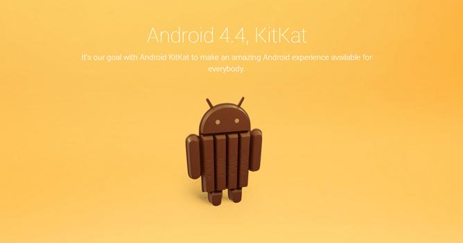 Google y Nestle explican el acuerdo para el nombre del nuevo Android: KitKat
