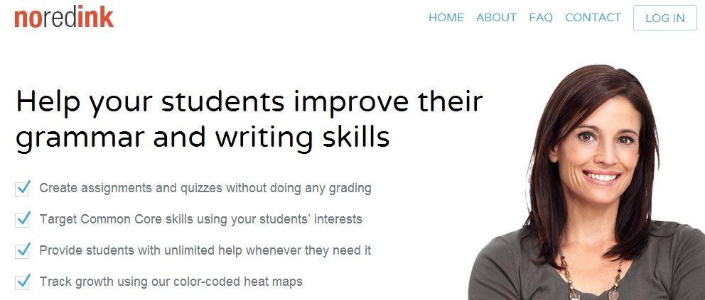 No Red Ink, ayudando a estudiantes con la gramática y la ortografía en inglés