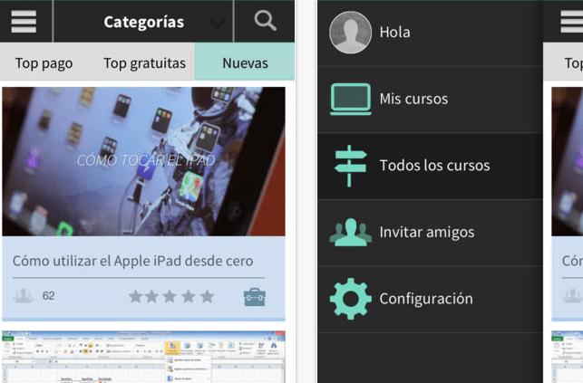 Floqq, buscador de cursos en vídeo en español, lanza aplicaciones para móviles
