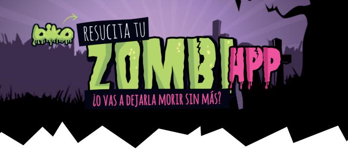 Lanzan un servicio para darle vida a las apps zombies para móviles