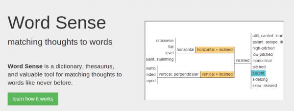 wordsense