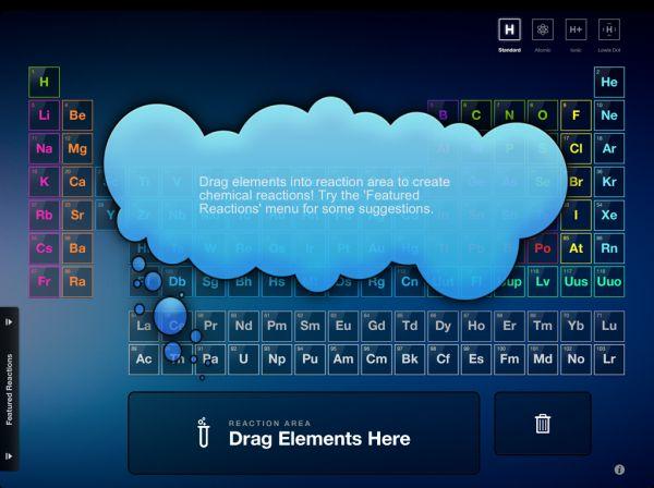 goREACT, recrea las reacciones químicas en tu dispositivo Android