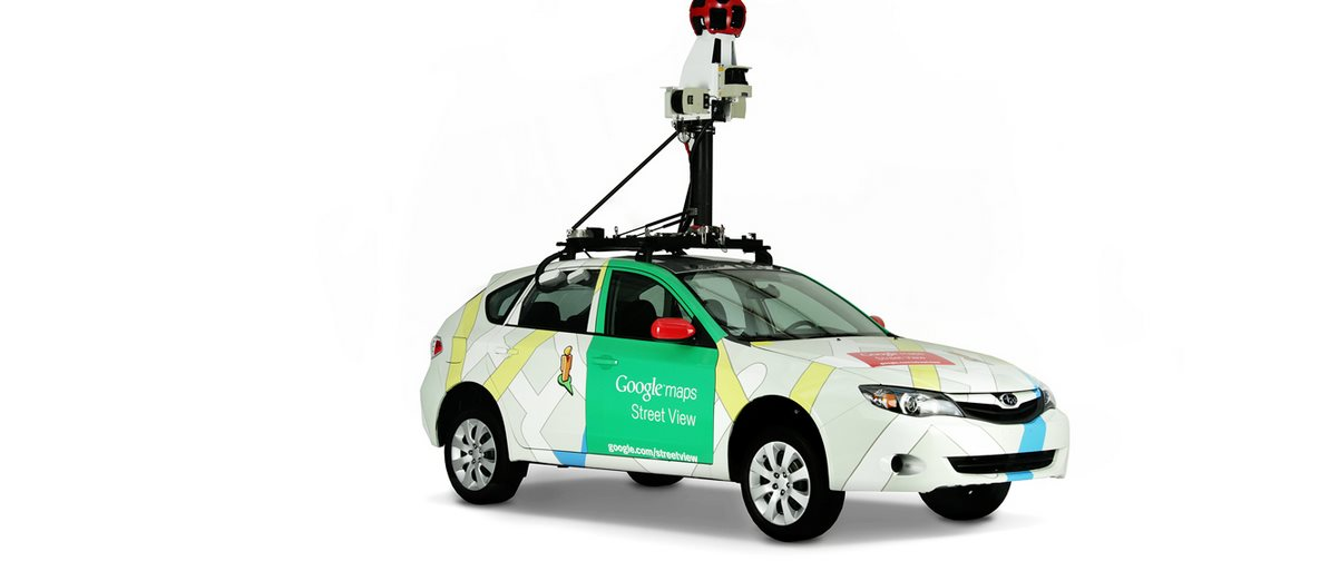 Google Street View llega a Argentina