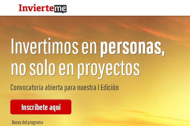 InvierteMe Ventures, nueva aceleradora de Startups, en Sevilla