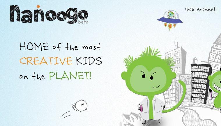 nanoogo, para incentivar la vena creativa de nuestros hijos