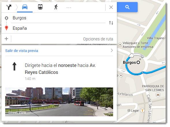 Paso a Paso Google Maps