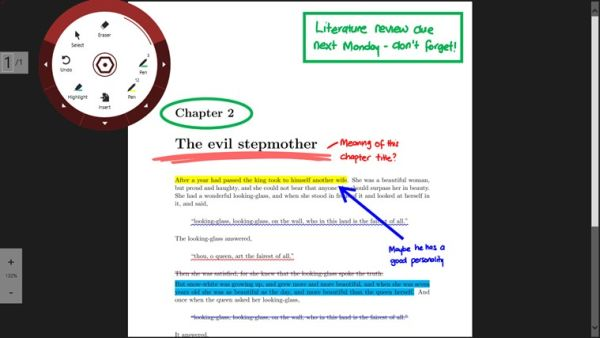 Drawboard PDF, para editar y crear PDF en Windows 8
