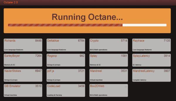 Google lanza Octane 2.0, la nueva versión de su suite de pruebas de rendimiento de JavaScript