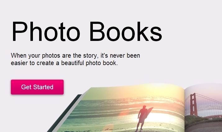 Flickr anuncia Photo Books, para transformar tus fotos en libros