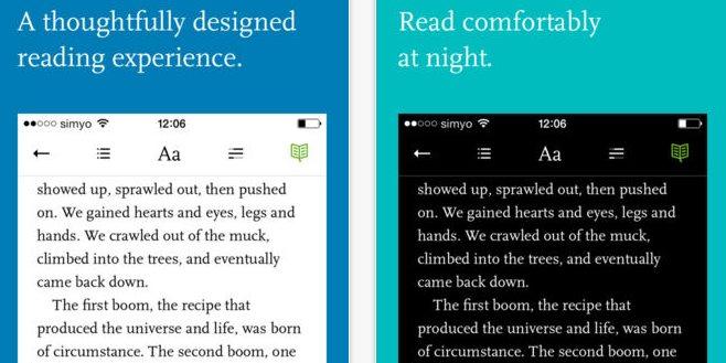 Readmill lanza actualización para comentar libros mientras los leemos