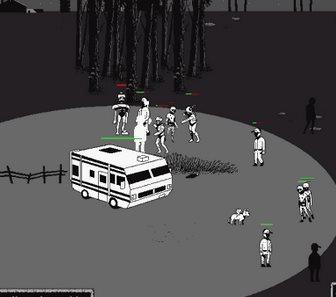 """Un juego gratuito online basado en la serie """"The Walking Dead"""""""
