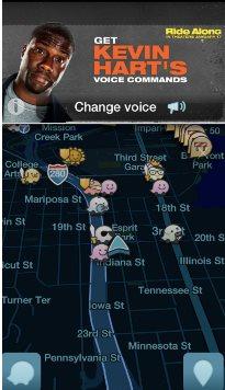 Waze, ya en Windows Phone, y con famosos indicando las direcciones