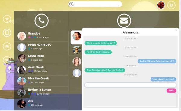 Spots sincroniza la información de nuestro dispositivo en Android con Chrome